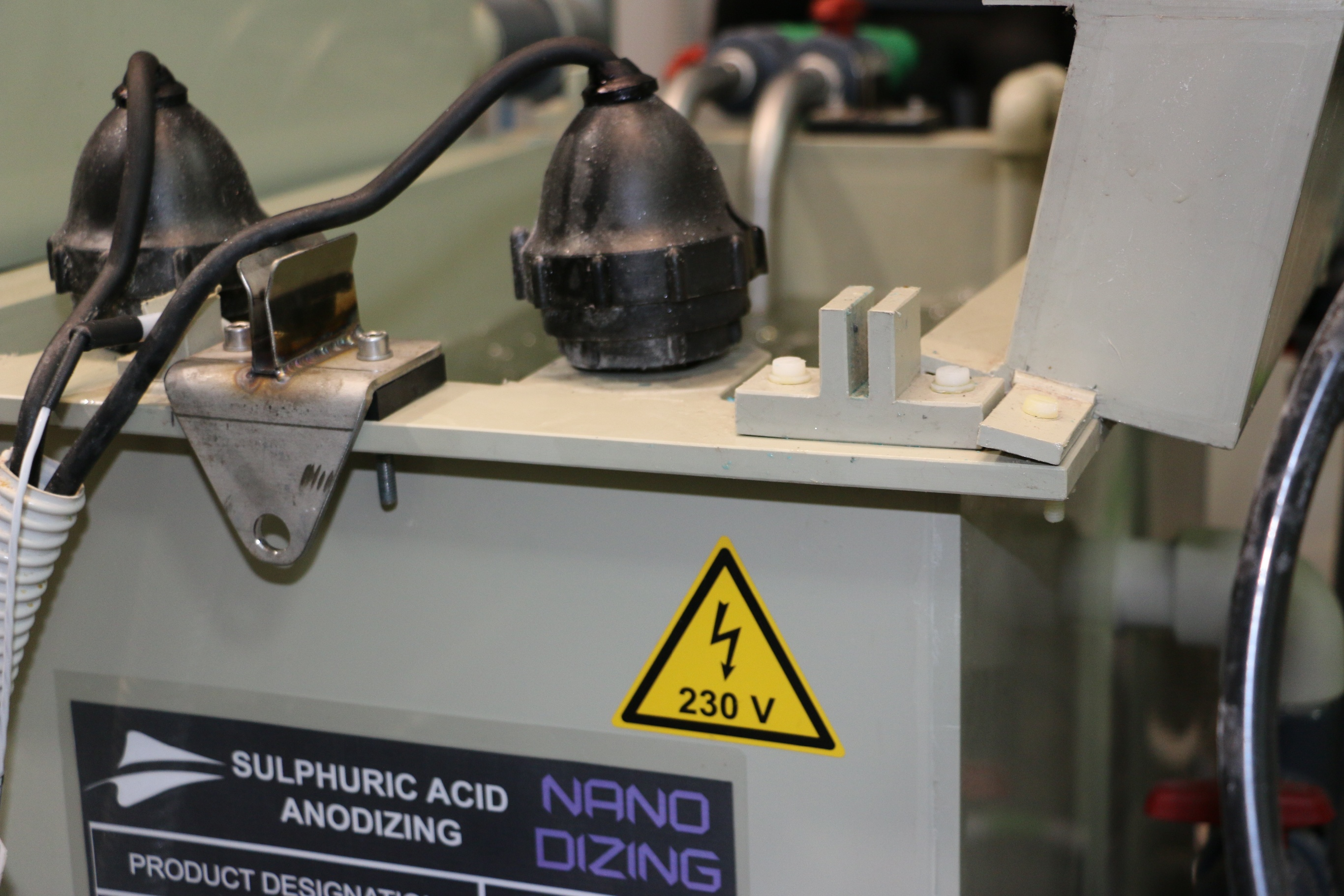 Nanodizing, un proyecto de I+D 100% Titania