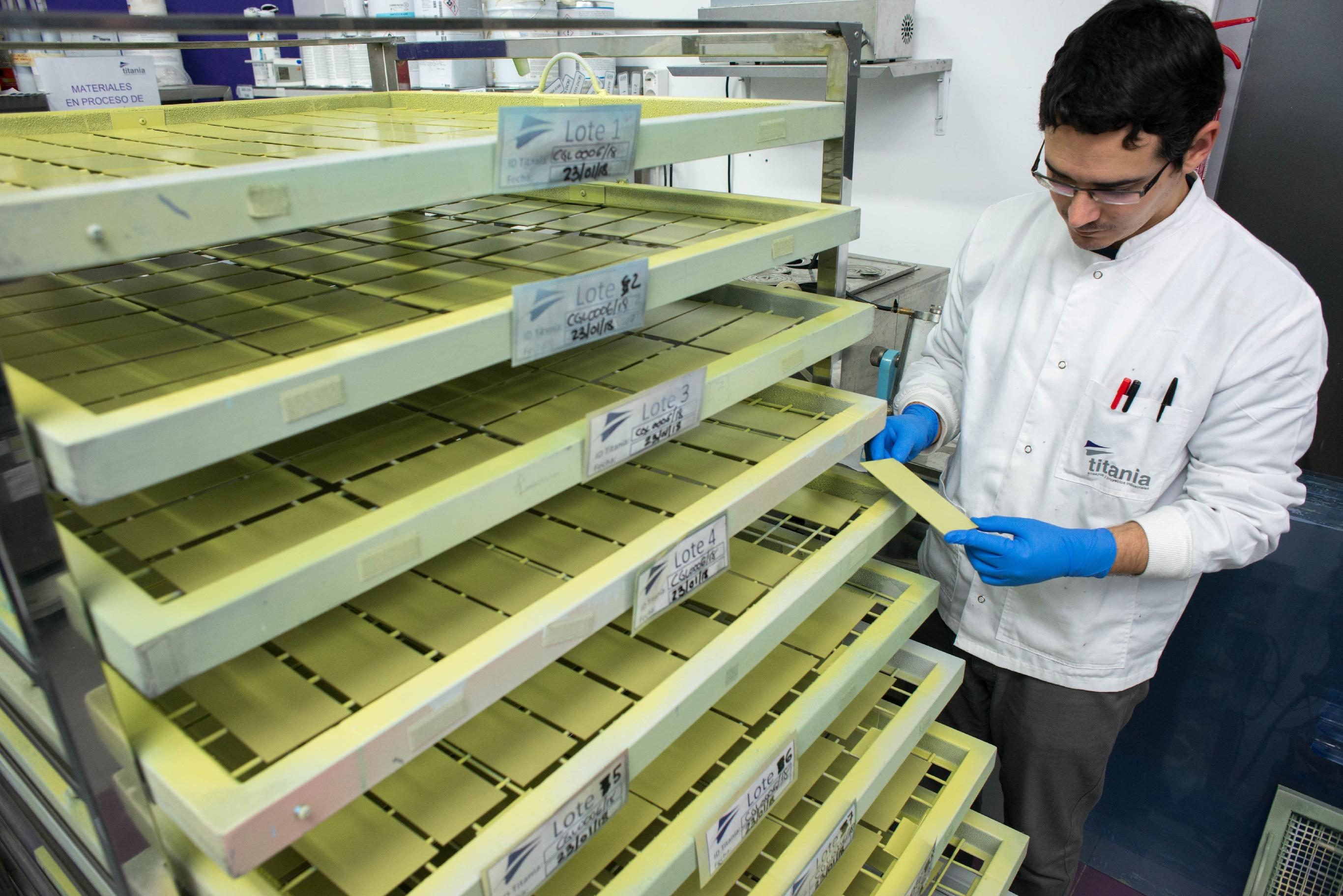 Titania supera los 3 millones de euros de volumen de negocio tras duplicar su facturación internacional