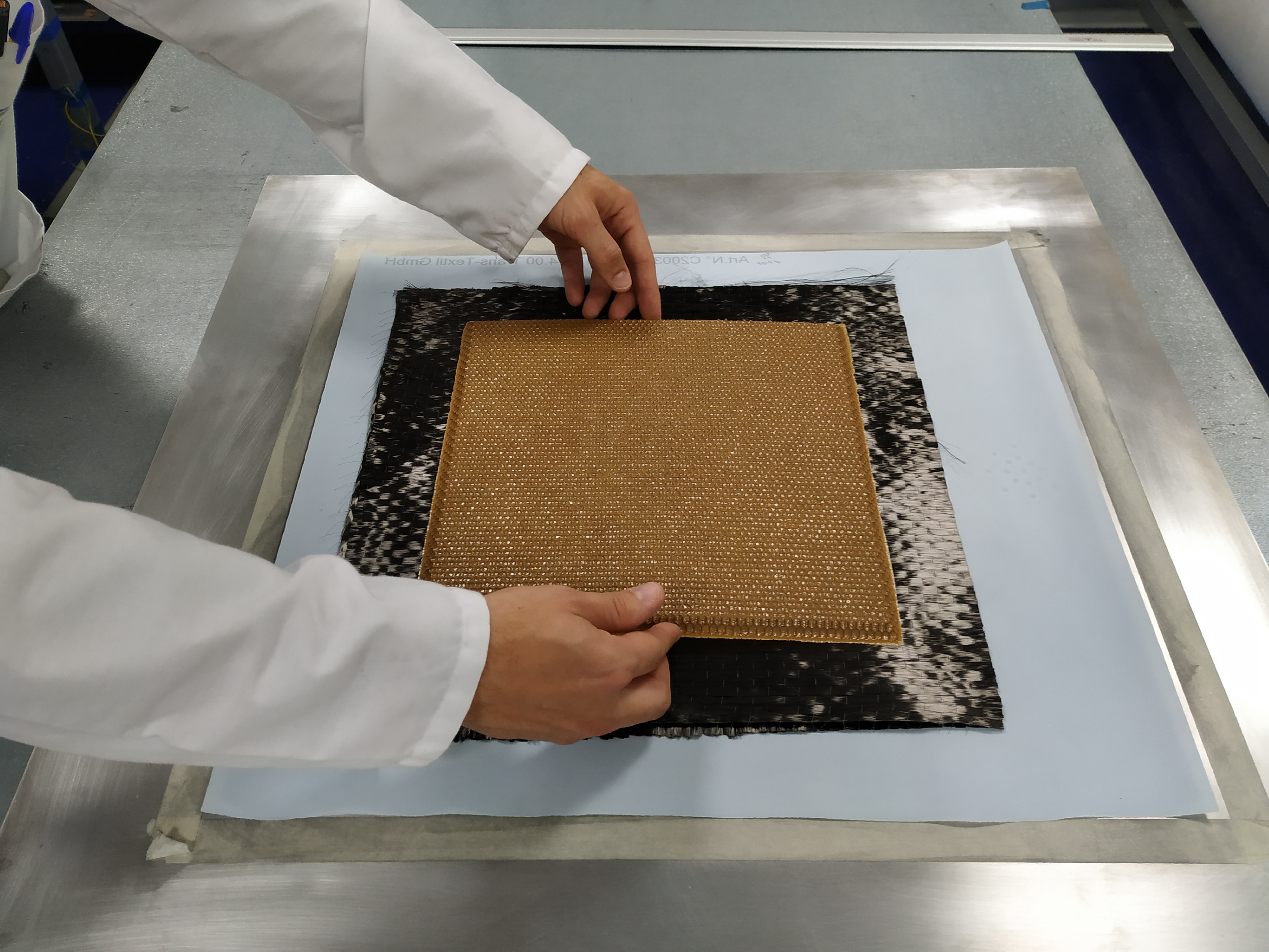 Titania se iniciará en el mercado de la fabricación de composites por infusión de resina gracias al proyecto MALTA 2020